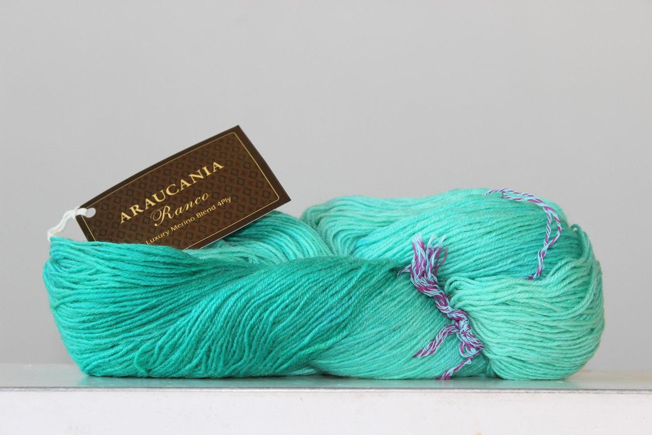 Araucania Ranco sokkenwol mint