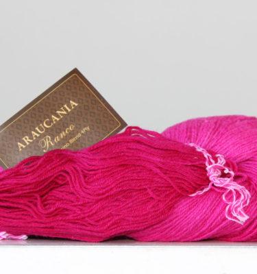 Araucania Ranco sokkenwol framboos