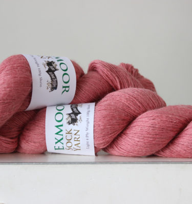 Exmoor sock yarn Blossom